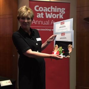 Coaching at Work Awards 2019 - Highly Commended Elaine Patterson