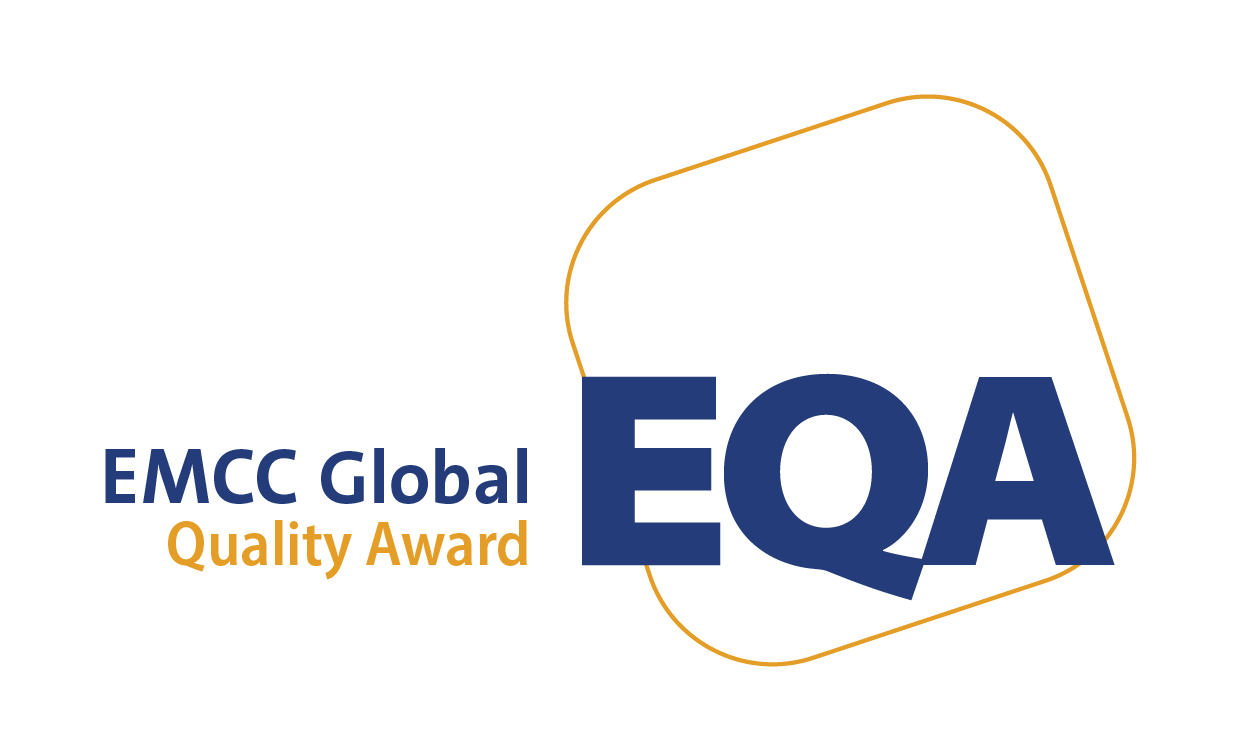 EMCC Global Quality Award logo