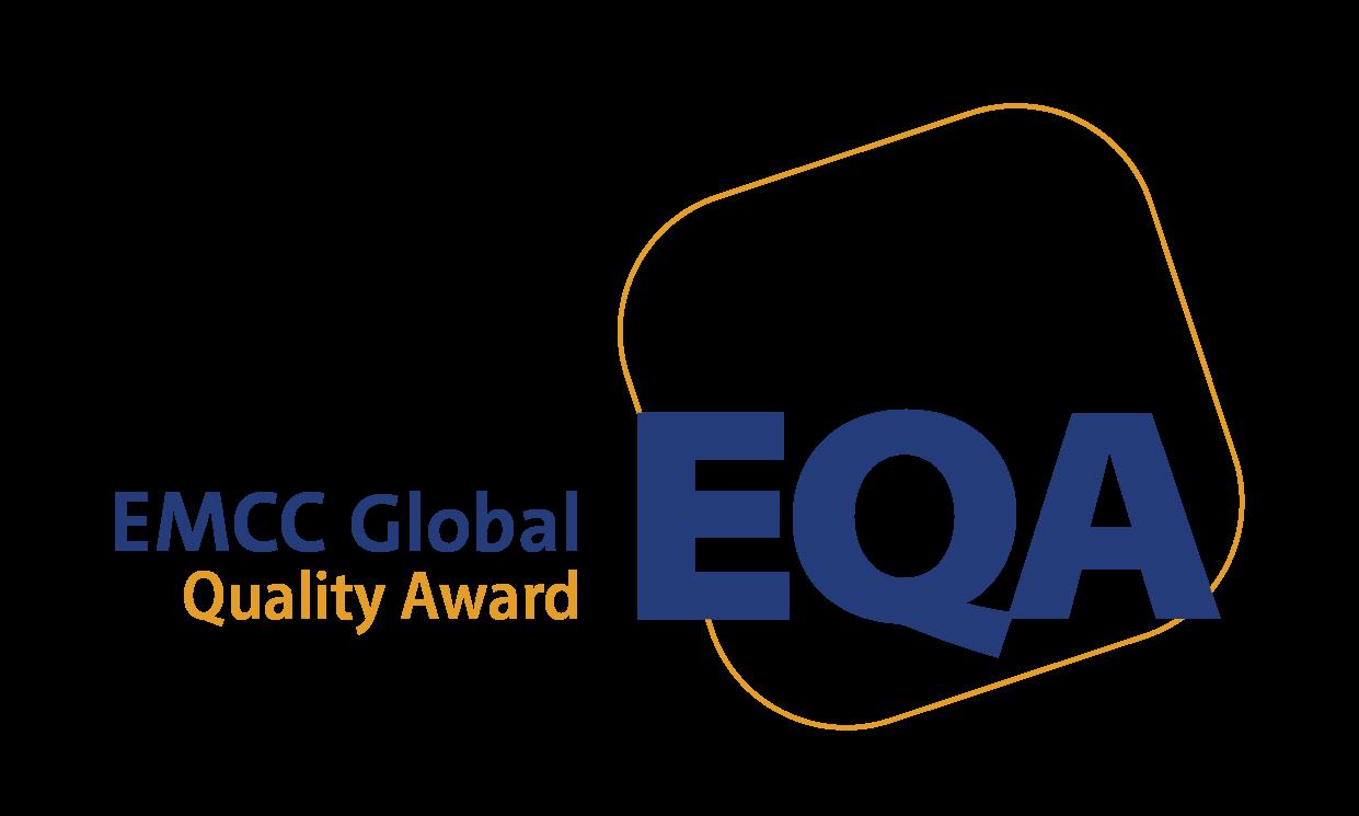 EMCC Global Quality Award logo